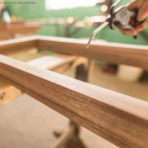 Ferestre lemn statificat